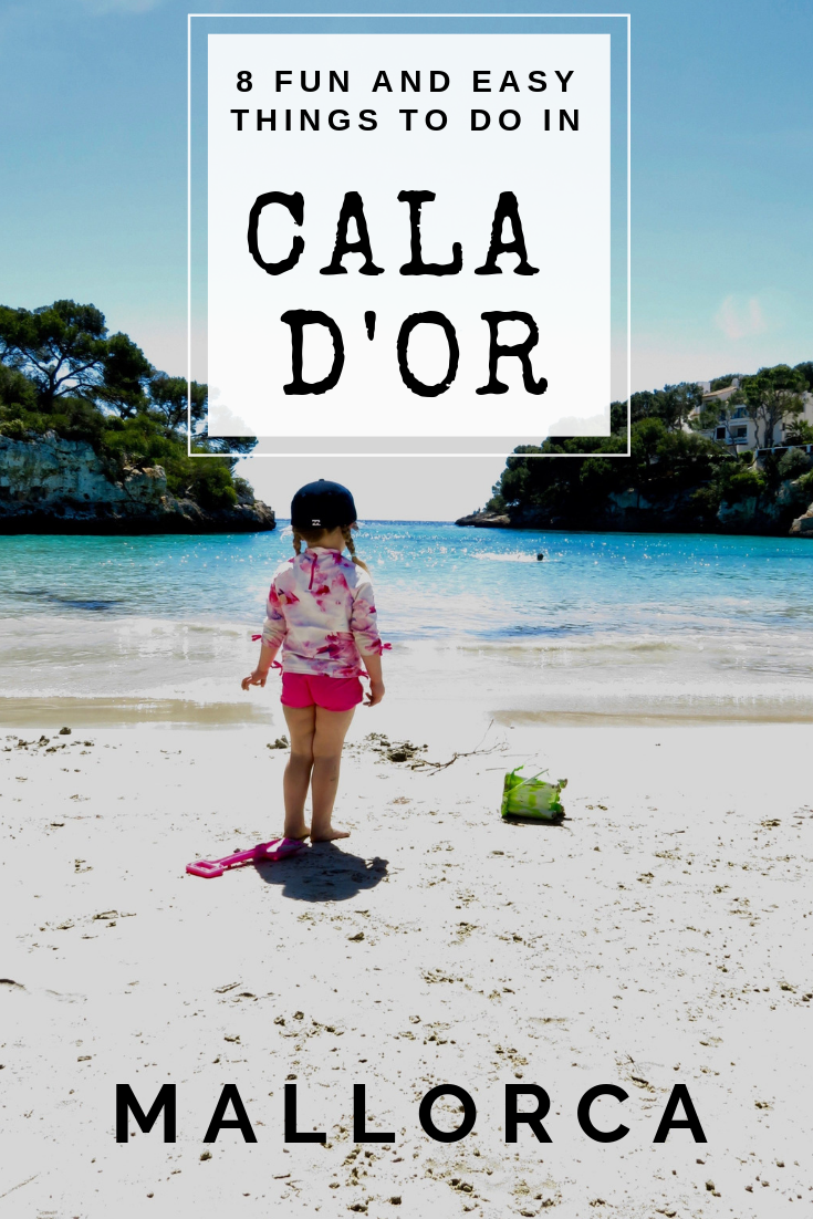 8 Things to do in Cala d'Or, Mallorca with Kids