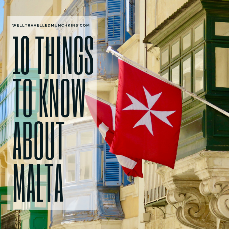10 Things to Know About Malta