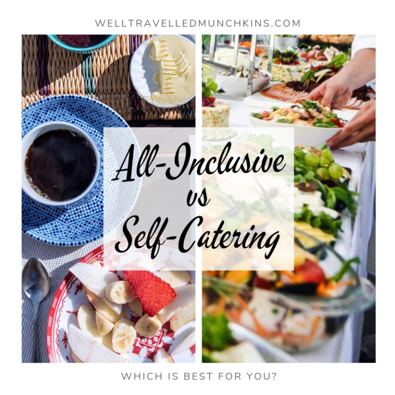 All-Inclusive vs Self-Catering