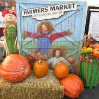 Fun at the Farmers Market, LA